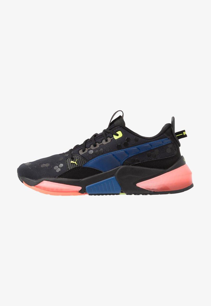 Puma - LQDCELL OPTIC - Zapatillas de running neutras - black