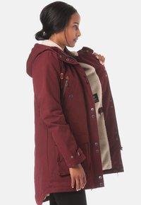 Volcom - Winter coat - red - 3