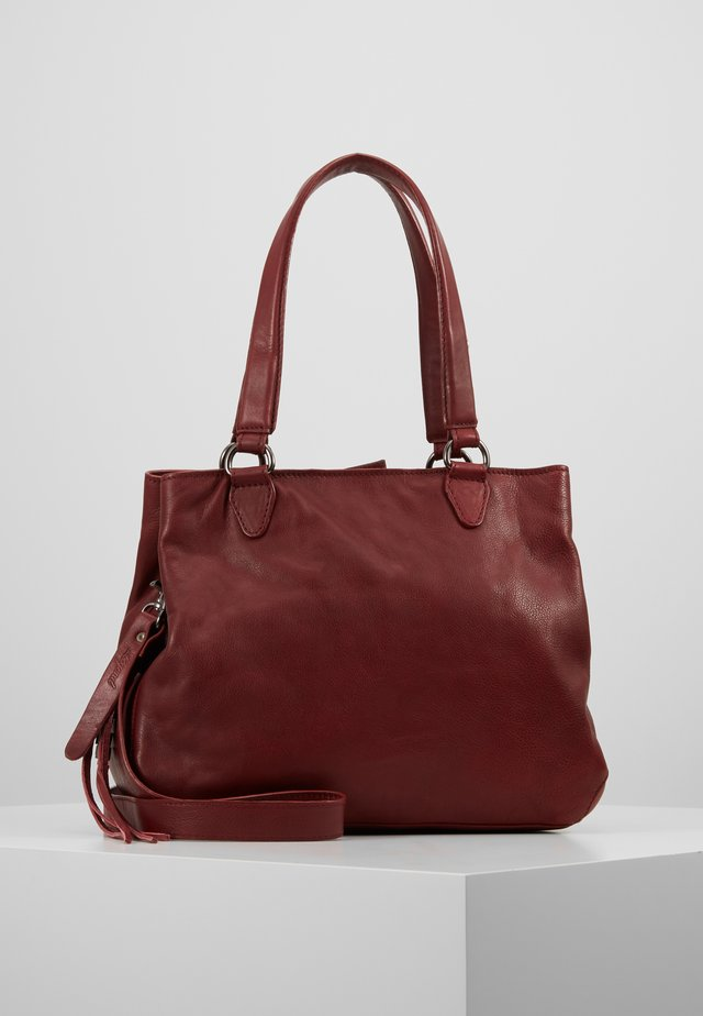 MAIDA - Handbag - red