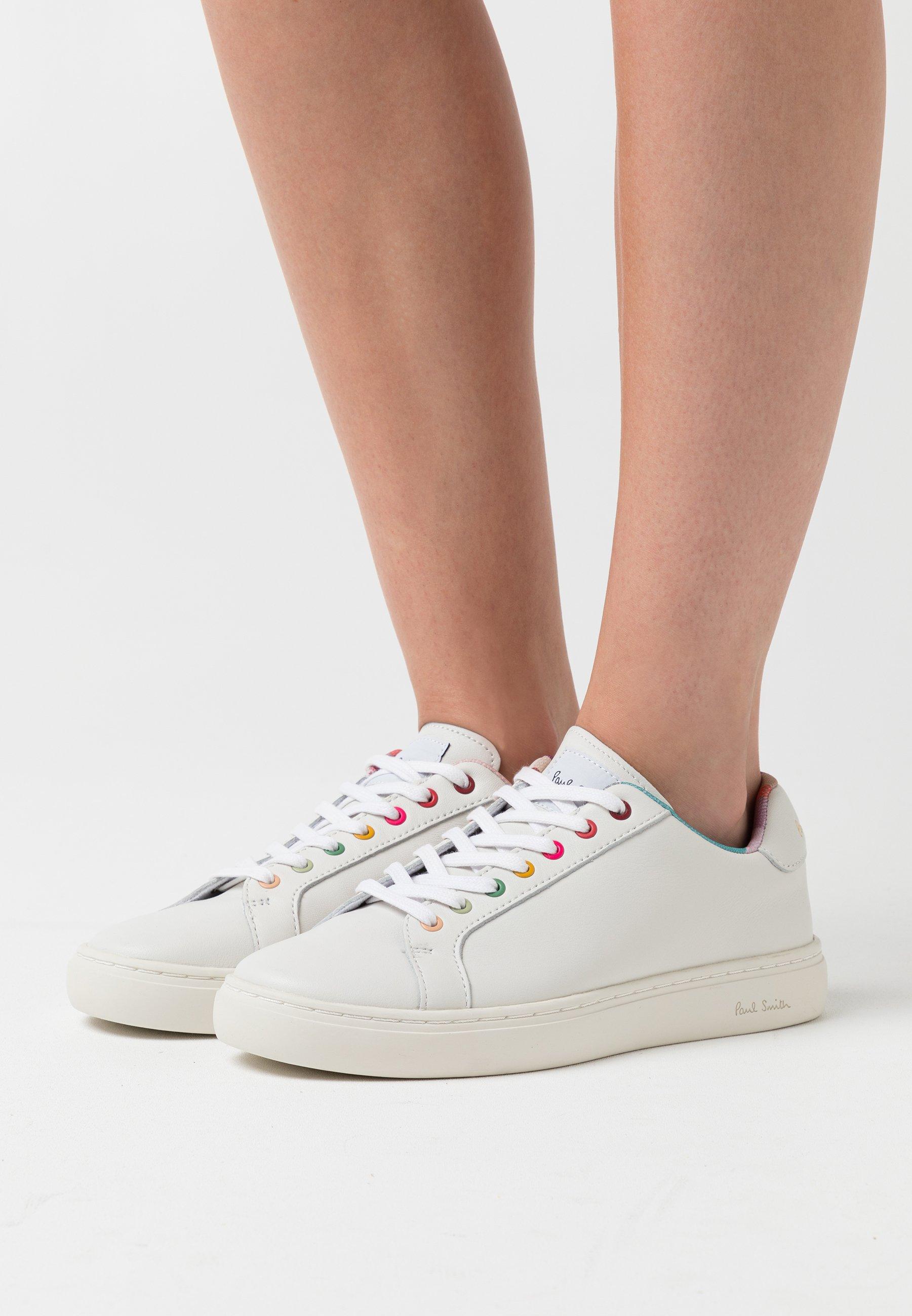 Myytävänä Naisten kengät Sarja is9898fyuiHYDS8 Paul Smith LAPIN Matalavartiset tennarit white
