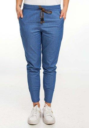 Tracksuit bottoms - medium blue
