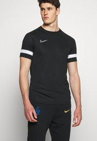 Nike Performance - INTER MAILAND PANT - Club wear - black/truly gold - 3