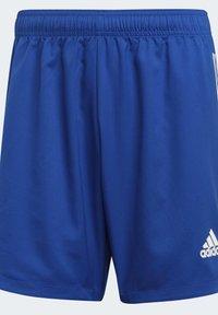 adidas Performance - CONDIVO 20 PRIMEGREEN SHORTS - Sports shorts - blue - 8