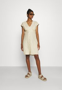 Minimum - TYSEA - Sukienka letnia - beige - 1