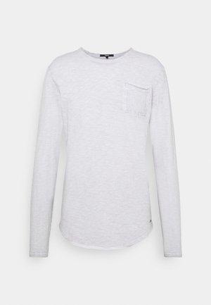 CHIBS - Pitkähihainen paita - vintage concrete grey