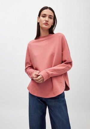 Sweatshirt - cinnamon rose