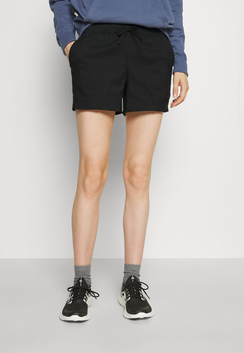 The North Face - CLASS V - Shorts outdoor - black