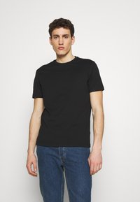 Emporio Armani - T-Shirt basic - biancoblu nero - 4