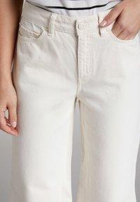 Oui - Flared Jeans - dew - 3