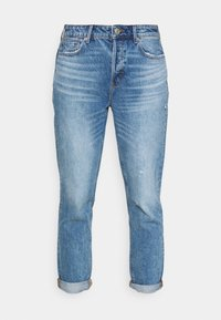 TOMGIRL - Relaxed fit jeans - medium vintage wash