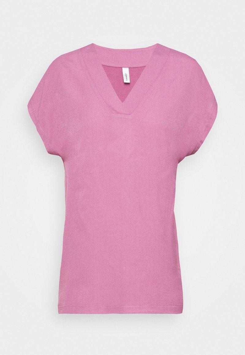Soyaconcept - SANELA - Blouse - dark pink rose