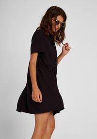 Volcom - THATS MY TYPE SS DRESS - Shirt dress - black - 2