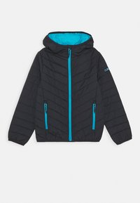 CMP - KID FIX HOOD  - Outdoor jacket - antracite - 0