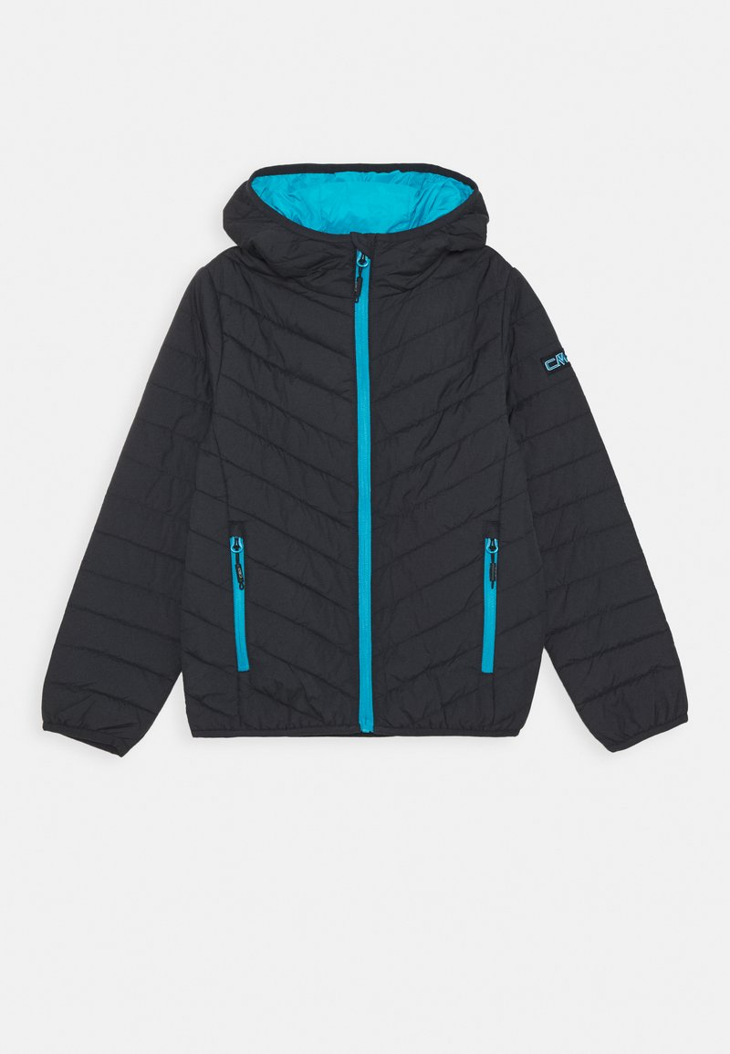 CMP - KID FIX HOOD  - Outdoor jacket - antracite