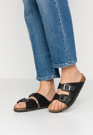 BIABETRICIA - Slippers - black
