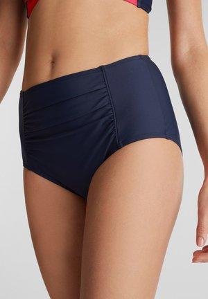 OCEAN BEACH AY  - Bikini bottoms - navy