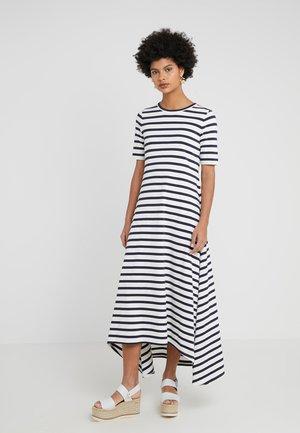 SUNSET DRESS - Maxikleid - ivory/navy