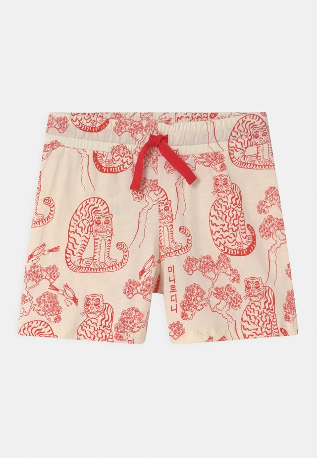 TIGERS UNISEX - Shorts - offwhite