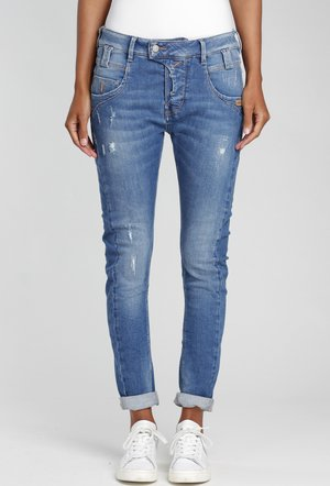 MARGE - Slim fit jeans - authentic game