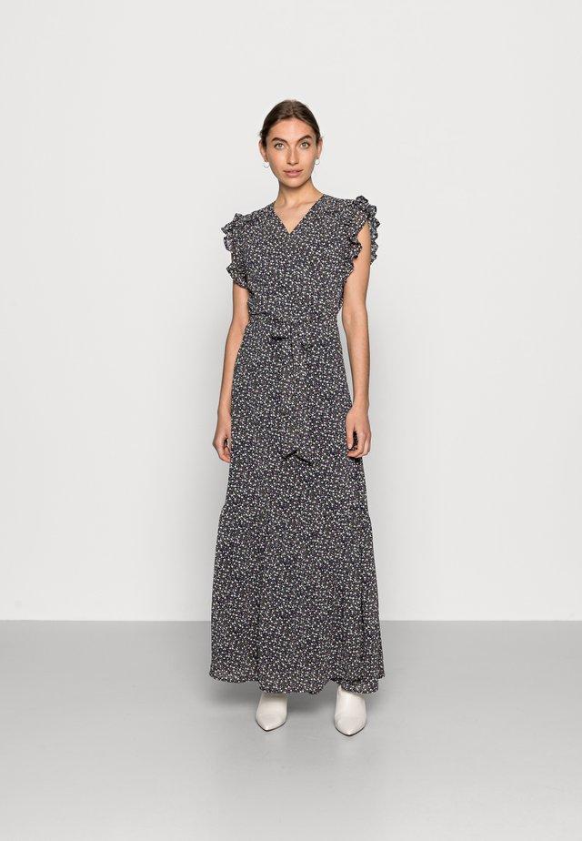 TYRA LOU - Maxi dress - dark flowers