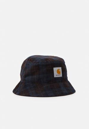 BUCKET HAT UNISEX - Müts - dark blue/grey