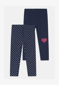 Staccato - THERMO KID 2 PACK - Leggings - dark blue - 0