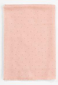 s.Oliver BLACK LABEL - MET STUD-DETAILS - Schal - vintage blush - 2
