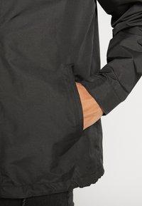 CORELLA - COACH JACKET - Giacca leggera - black - 5