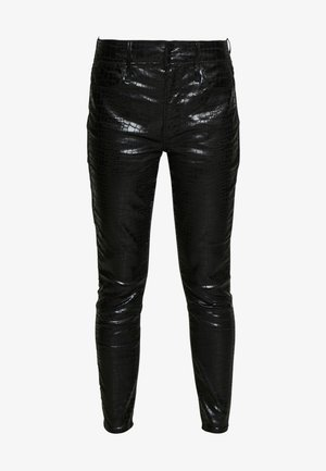 LE HIGH CROC - Jeans Skinny Fit - noir