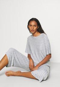 DKNY Intimates - CITY COOL - Pyjamas - grey - 1