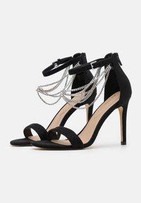 ALDO - BLING - High Heel Sandalette - black - 2