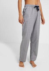 Schiesser - LANG - Pyjama bottoms - nachtblau - 0
