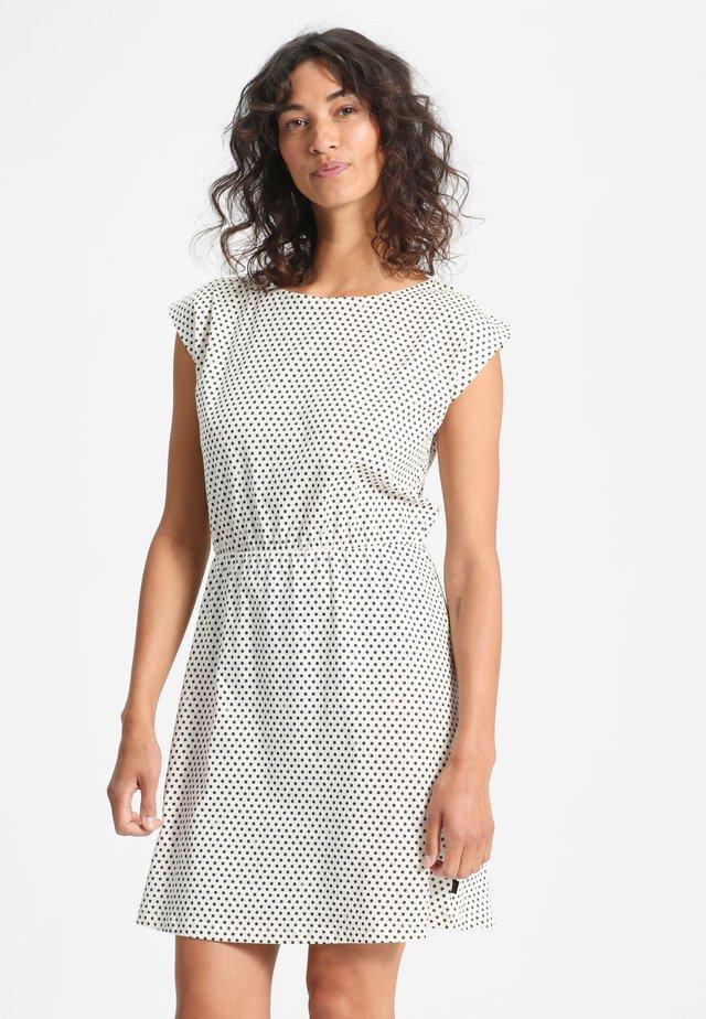 LEA - Jersey dress - beige