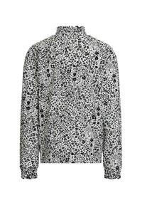 WE Fashion - MET BLOEMENDESSIN - Longsleeve - all-over print - 1