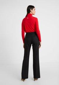 HUGO - HULARIS - Trousers - black - 2