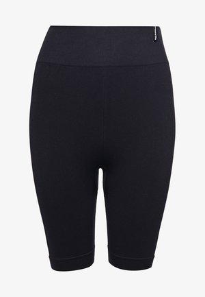 FLEX SEAMLESS  - Collants - black