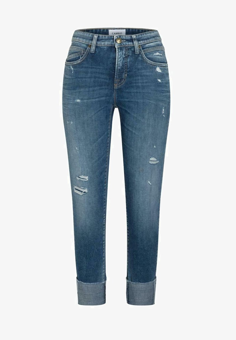 Cambio - Slim fit jeans - blue denim