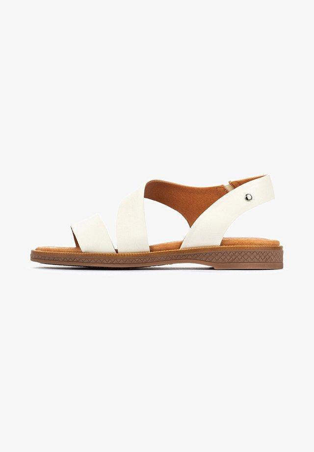 MORAIRA - Sandals - nata