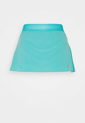 TENNIS PLEATS SKORT - Falda de deporte - techno cyan