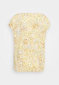 s.Oliver - Print T-shirt - sunlight yellow - 1