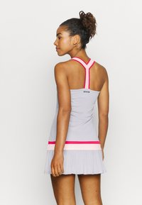 adidas Performance - PRO HEAT SPORTS SLIM DRESS SET - Sports dress - glow grey - 2
