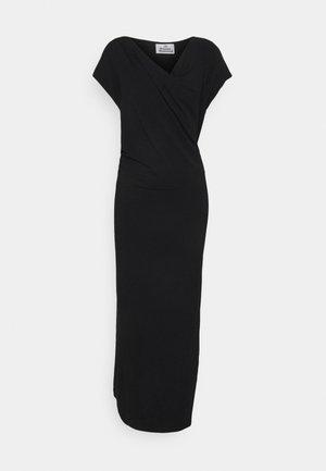UTAH DRESS - Maxi-jurk - black