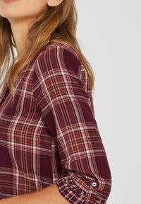 edc by Esprit - Blouse - burgundy red - 4