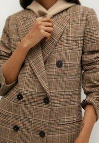 Mango - CECILIA - Short coat - braun - 3