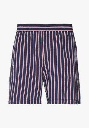 FRONT - Short - navy/red