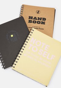 TYPO - A5 CAMPUS NOTEBOOK 3 PACK UNISEX - Other accessories - multicoloured - 4