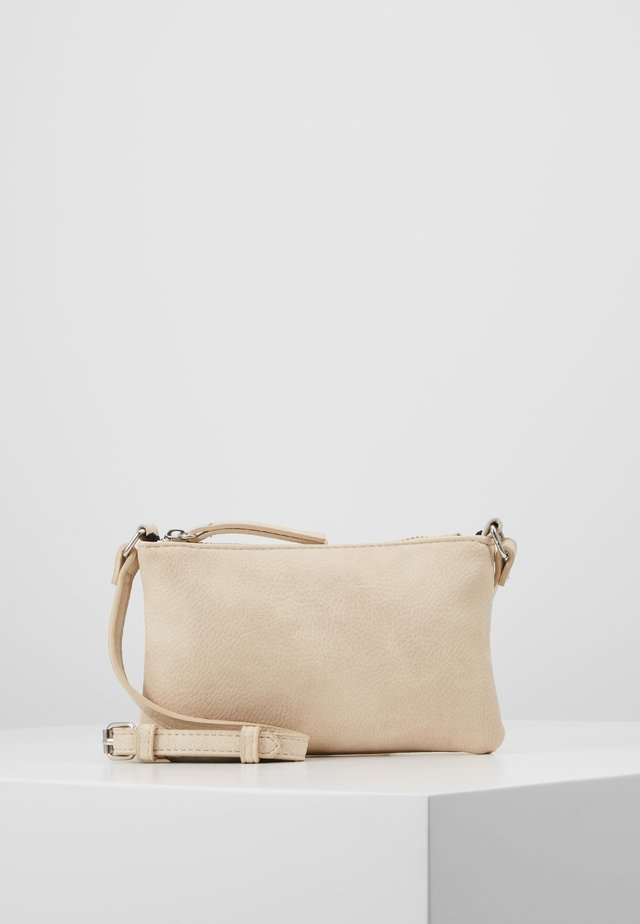 VMNOLA CROSS OVER BAG - Sac bandoulière - tan