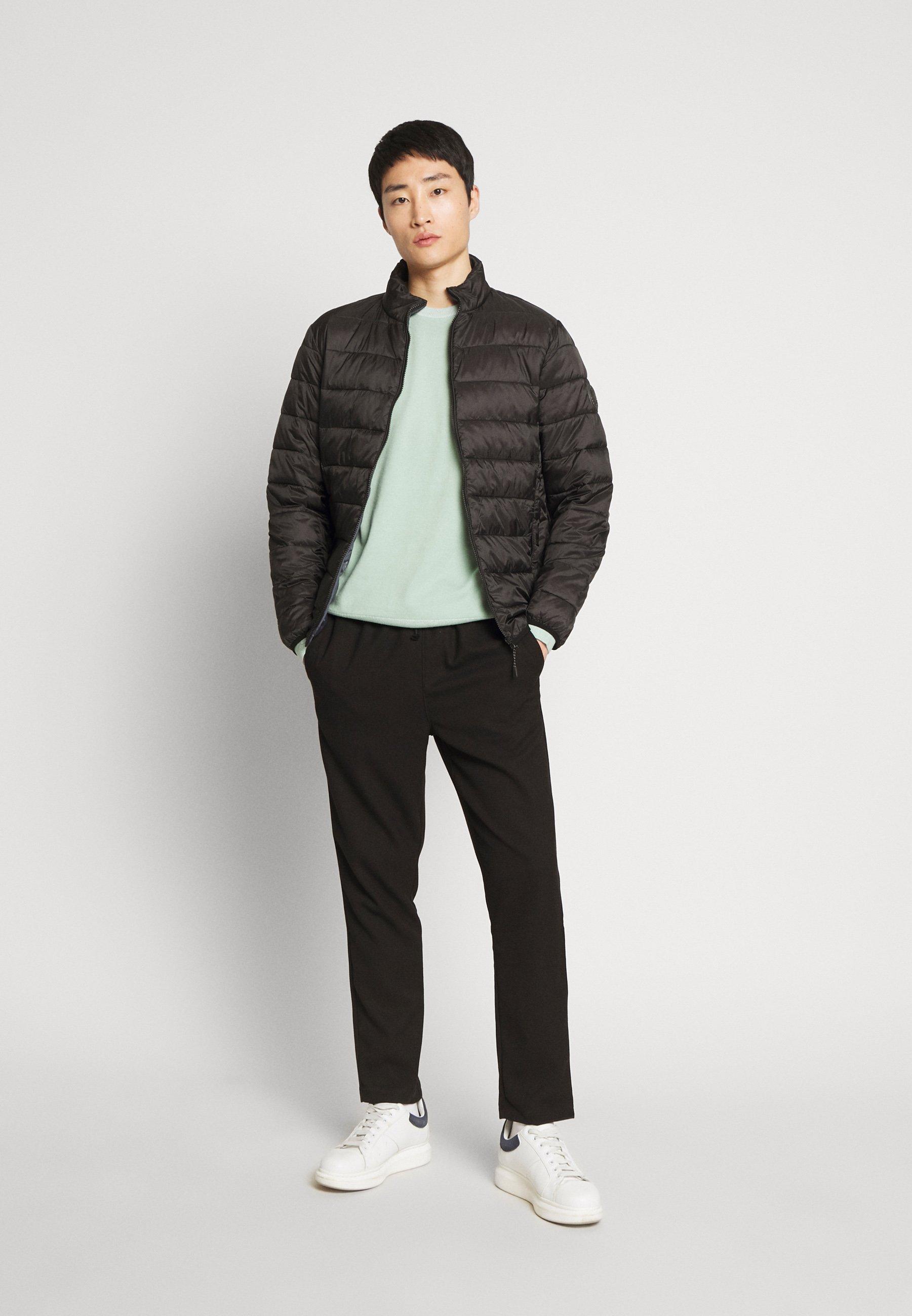 Calvin Klein Tailored Pullover - green