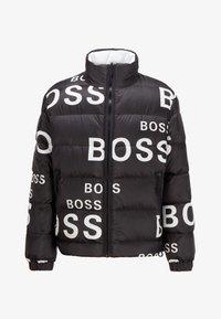 BOSS - DISER - Down jacket - black - 5