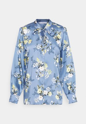 FLORES - Blouse - azzurro intenso
